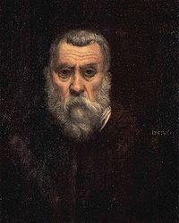 Tintoretto: Self-Portrait