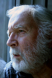 Jacques Chessex Swiss author and painter