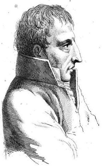 Jacques Claude Beugnot - Beugnot in 1820.