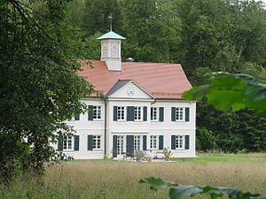 Karl Friedrich, Prince of Hohenzollern - Image: Jagdschloss Josefslust