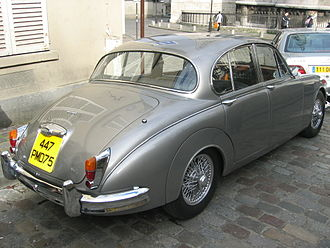 Jaguar Mark 2 - Jaguar Mark 2