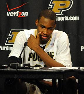 JaJuan Johnson American basketball player