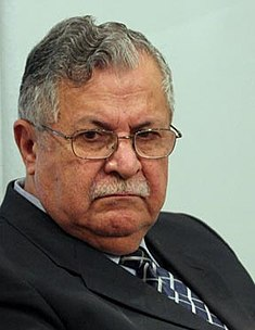 Jalal Talabani meet with Ali Khamenei - November 22, 2005 (021) (Cropped).jpg