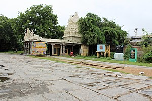 Jalantheeswarar Temple - A shrine in the temple
