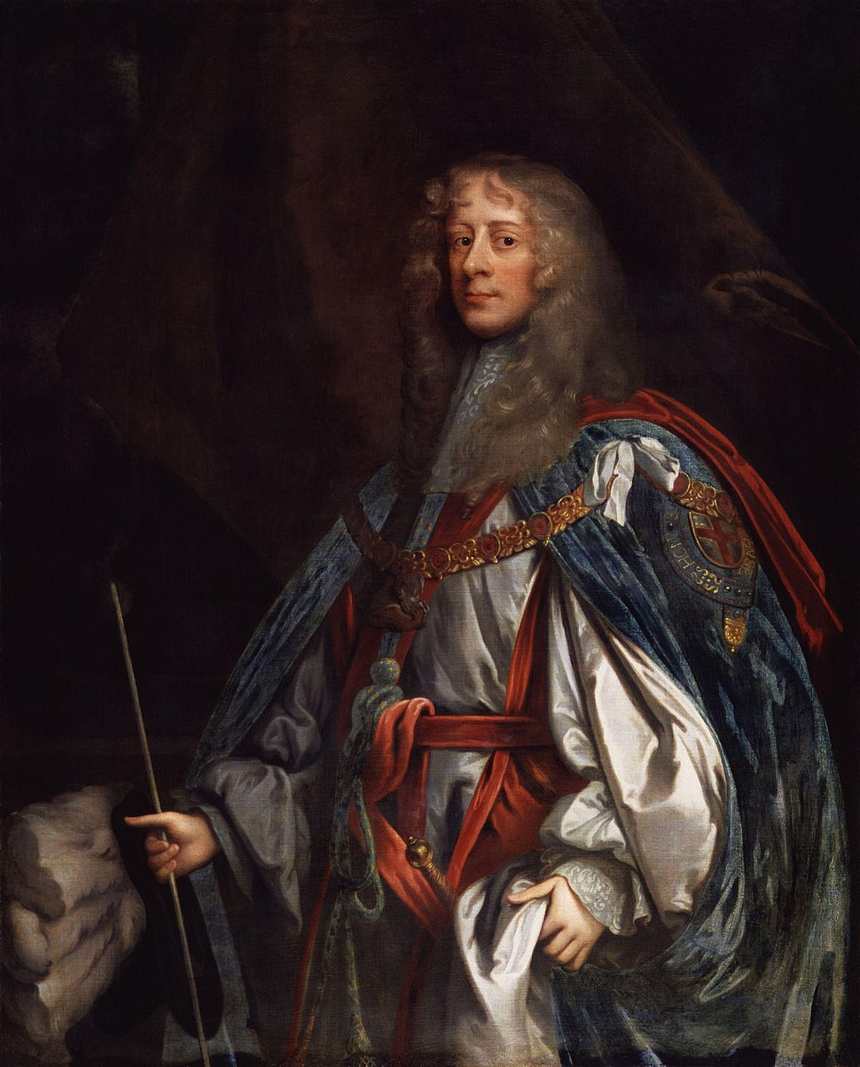 James Butler, 1st Duke of Ormonde by Sir Peter Lely