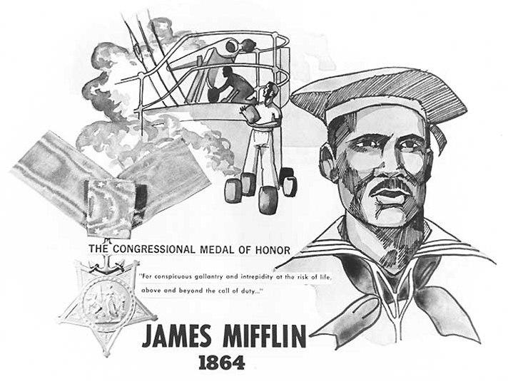 James Mifflin poster