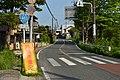 Japan National highway Route 465 in Ichikawa,Otaki town,CHIBA.jpg