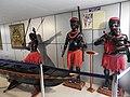 Jarawa statue-2-samudrika museum-andaman-India.jpg