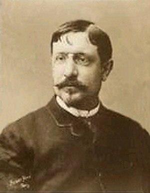 Jean-Joseph Benjamin-Constant - Jean-Joseph Benjamin-Constant, ca. 1890