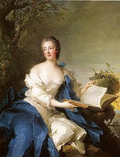 18th-century French noblewoman