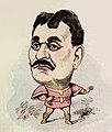 Jean-Vital Ismael on Le Trombinoscope 1877crop.jpg