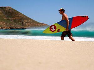 Surfing in Australia - Jeff Rowley