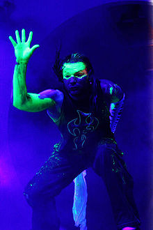 Jeff Hardy Face Paint Game