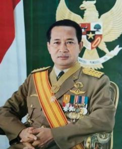 Acting presidency of Suharto