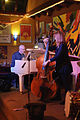 Jennifer Leitham Trio at Cafe 322, 7 March 2012 (6963740877).jpg