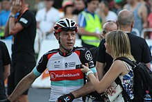 Jens Voigt, 2013 Peoples Choice Classic.jpg
