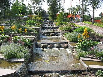 Mors (island) - Jesperhus park
