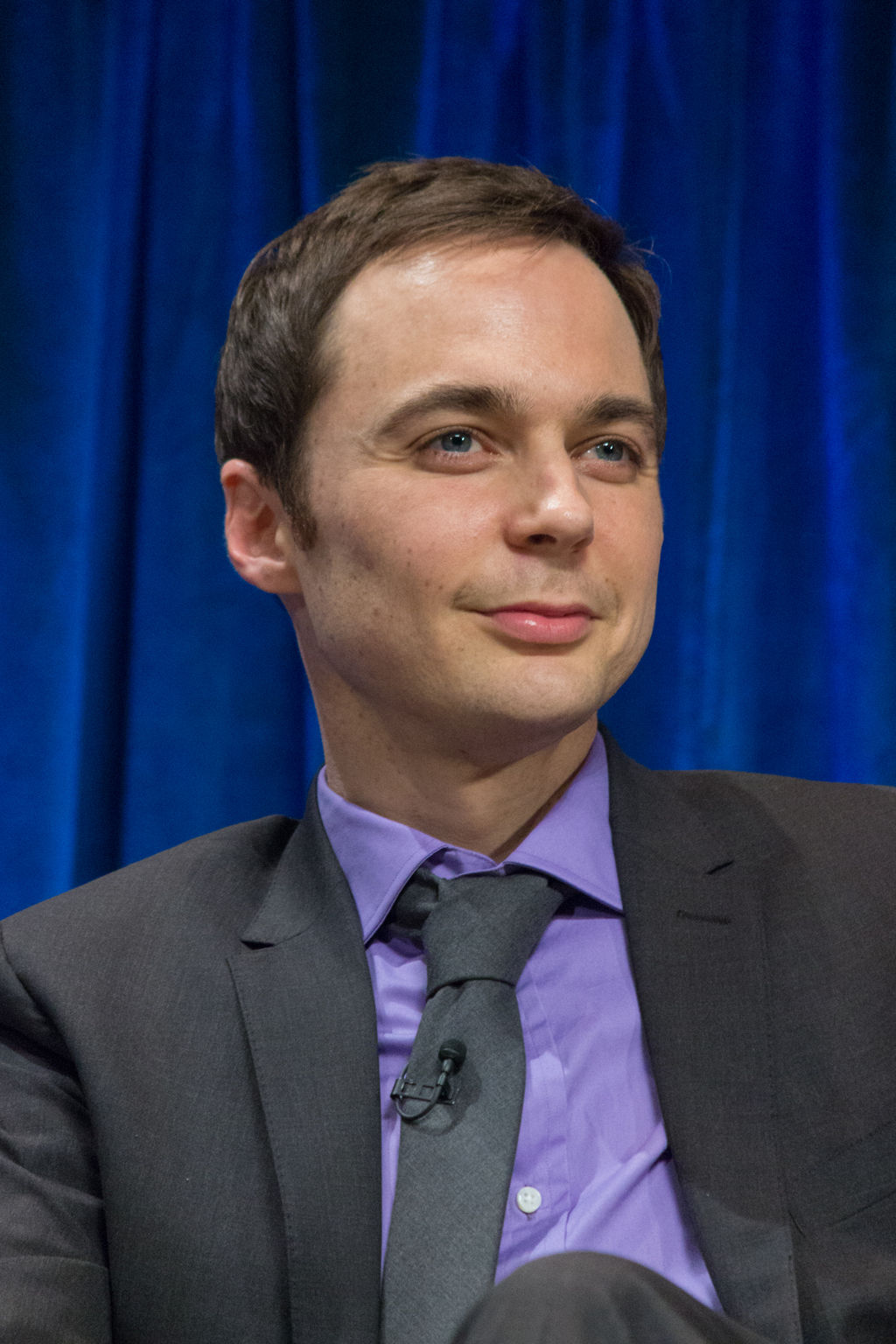 Jim Parsons at PaleyFest 2013