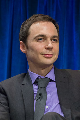 Jim Parsons, interprète de Sheldon Cooper