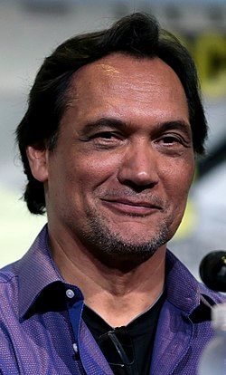 Jimmy Smits San Diegon Comic-Conissa 2016.