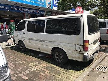 Toyota HiAce - Wikiwand