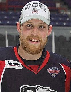 Joakim Andersson Swedish ice hockey player