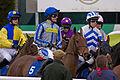 Jockeys at Plumpton Races (4369872033).jpg