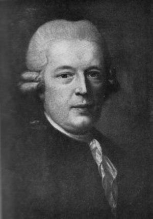 Johann Gottlob Immanuel Breitkopf - Johann Gottlob Immanuel Breitkopf