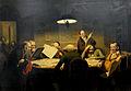 Johann Peter Hasenclever, Das Lesekabinett (1843).jpg