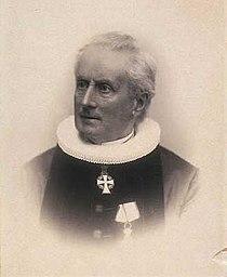 Johannes Clausen 1830-1905 by Frederik Eckardt.jpg