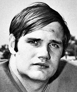 John Bunting (American football) American football player and coach