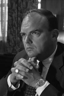 John Ehrlichman Lawyer, Watergate co-conspirator, writer