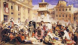 John Frederick Lewis - Easter Day at Rome.JPG