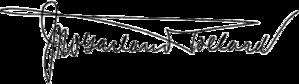 John Garland Pollard - Image: John Garland Pollard signature