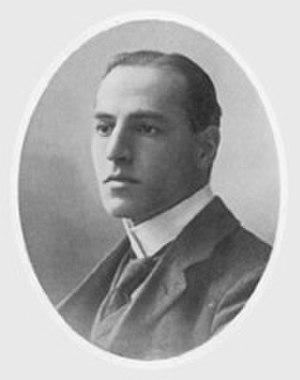 John Veitch (footballer) - Image: John Gould Veitch junior (1869 1914)