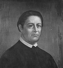Retrato em preto e branco de John Beschter