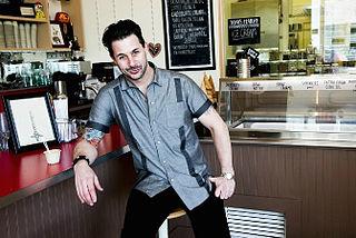 Johnny Iuzzini Pastry chef