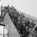 Jong Oranje 18-23 jaar naar Rusland vertrokken Bosveld, Geurtsen, Kruiver, Mulle, Bestanddeelnr 916-4886.jpg
