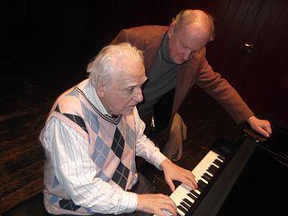 Jörg Demus Austrian pianist