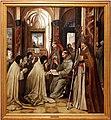 Jorge afonso, professione di santa chiara, 1515, 01.jpg