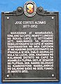 Jose Cortes Altavas historical marker 01.jpg