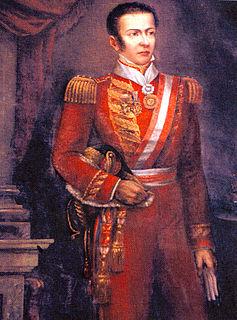 José de la Riva Agüero President of Peru