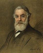 Joseph Joachim, by Philip Alexius de László, 1903 (Source: Wikimedia)