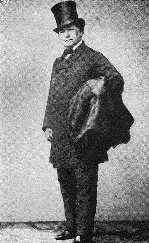 Joseph Mazilier - Joseph Mazilier, Paris, circa 1860