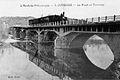 Joyeuse 1900-Le pont.jpg
