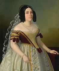 Portrait of Piroška Radvanská