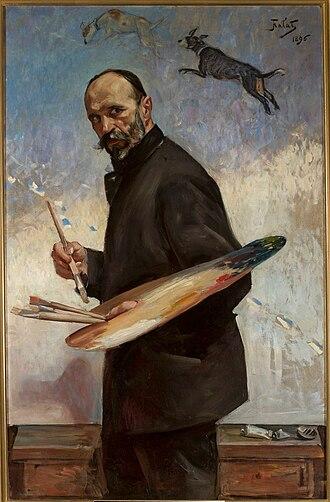 Jan Matejko Academy of Fine Arts - Julian Fałat