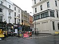 Junction of William IV Street and Chandos Place - geograph.org.uk - 1023889.jpg