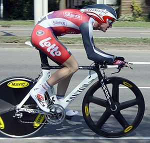Jurgen Van den Broeck - Van den Broeck at the 2009 Eneco Tour