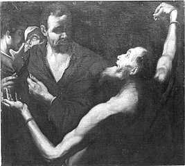 Martyrium des hl. Bartholomäus (Nachahmer)